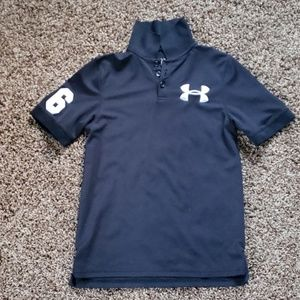 UA boys polo